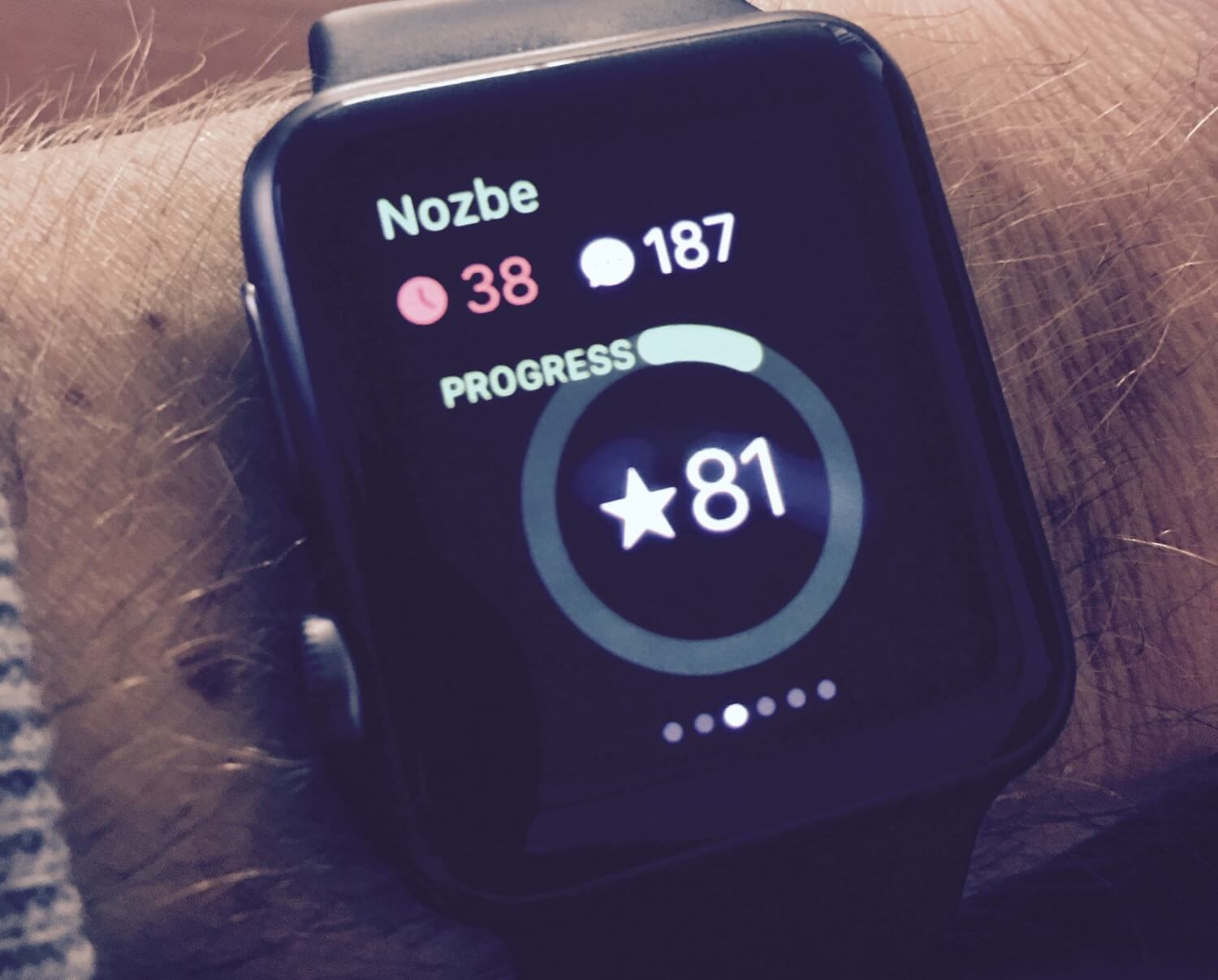 3 Things I love about the Apple Watch: communication, fitness & dashboard