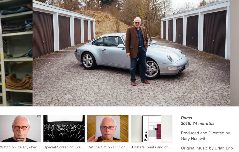 10 design principles by Dieter Rams