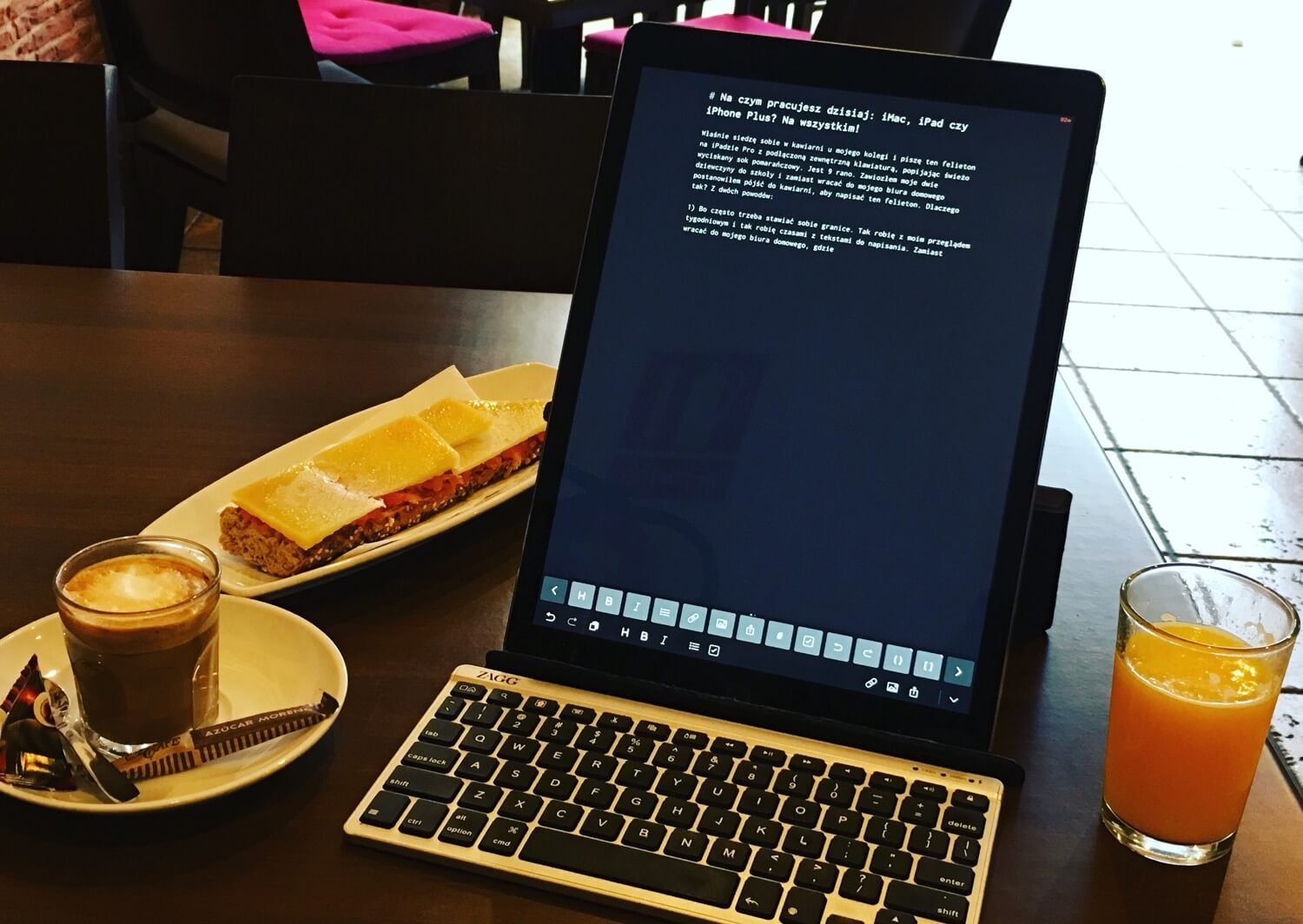 Updates on #NoOffice book, my productivity course and a glimpse into my life…
