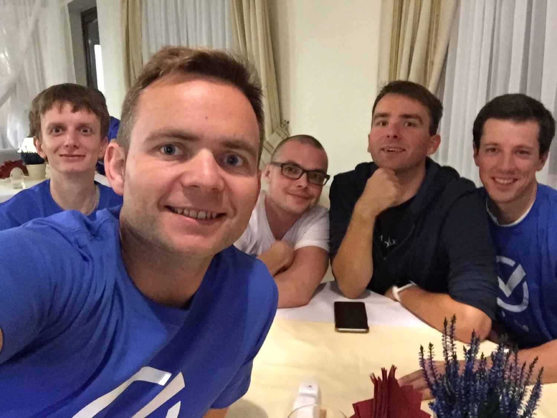 I'm not doing it alone! Meet the Nozbe team on video [on: Nozbe Blog]