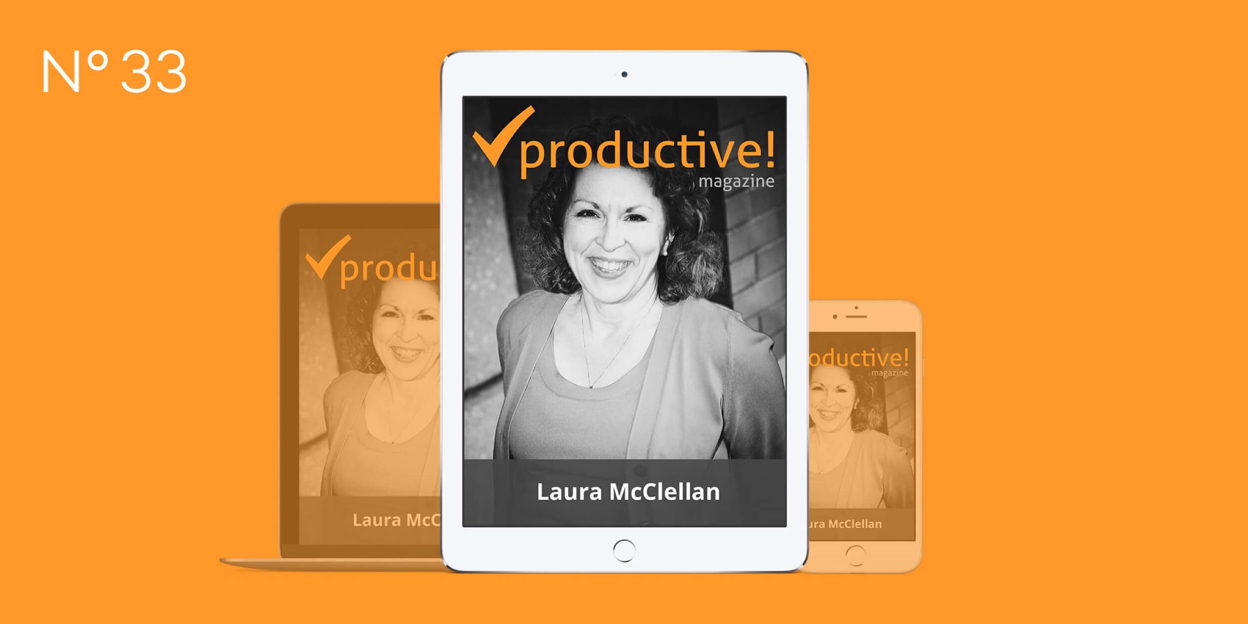 Why you should have a morning routine - intro to Productive! Magazine #33 with Laura McClellan