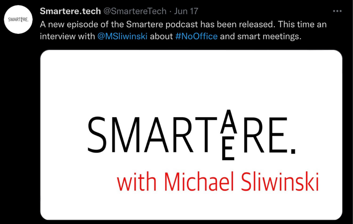 Smartere Tech - on productivity and remote work