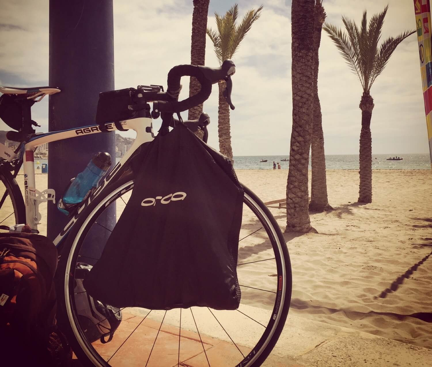 A triathlon-packing checklist I created for me and you [Nozbe.HOW]