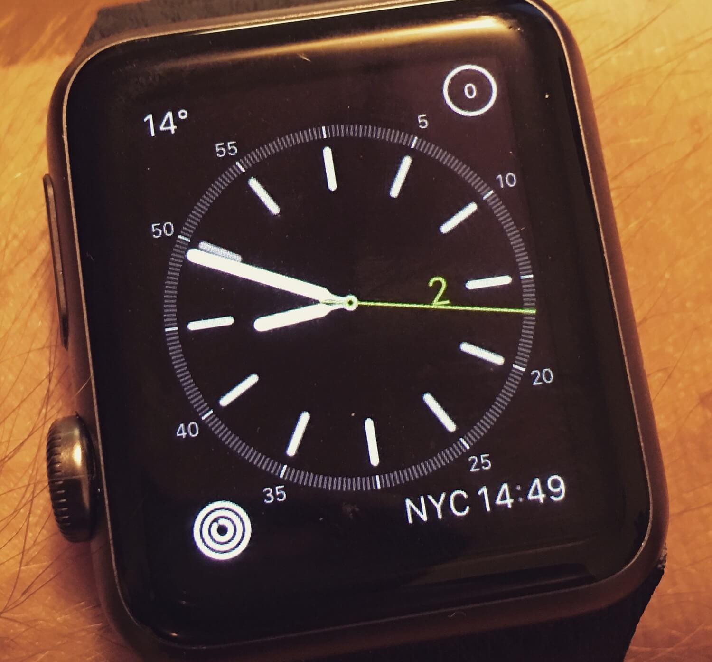 My Tech Gadget of 2015: The Apple Watch