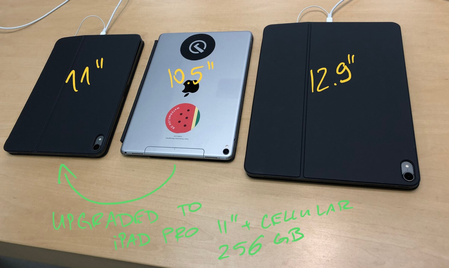 "How my younger self convinced me to go with the smaller 11"" iPad Pro"