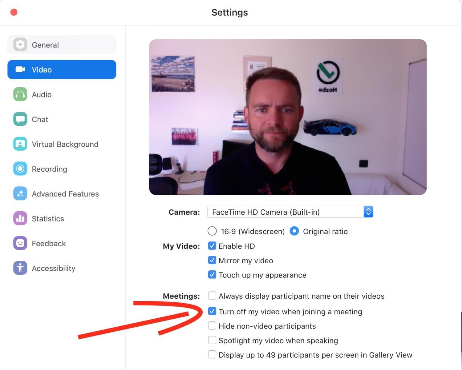 ✔️ How to get rid of Zoom server from your Mac and why we need a non-SV video conferencing alternative 4